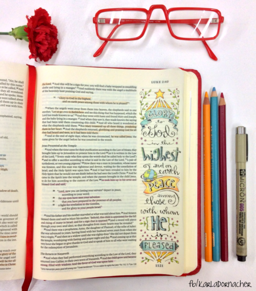 Bible Journaling Basics… and a Little Inspiration too!