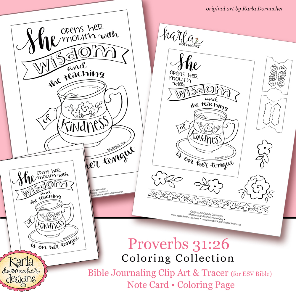 Mothers Day Proverbs 31 26 Bible
